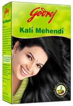 Black Hair Color without Chemicals