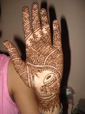 Henna Design Picture