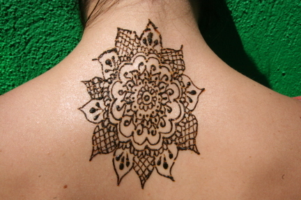 Henna Tatto design for Body